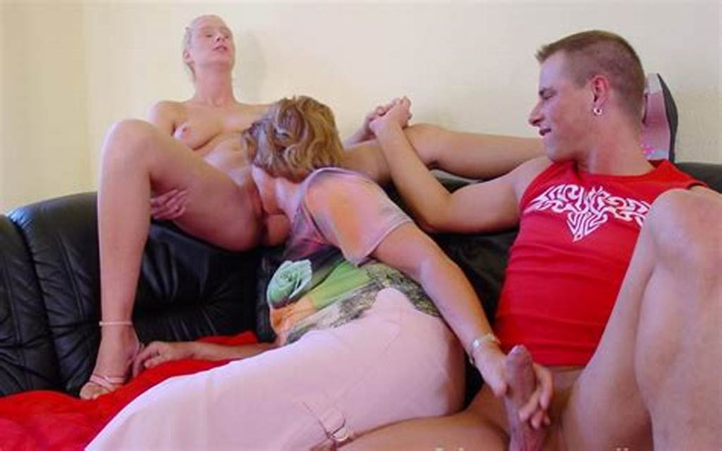 #Granddaughter #Threesome #With #Grandma
