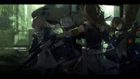frontline wallpapers anime hq frontline