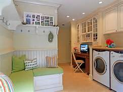 Basement Laundry Room Interior Remodel By Case Design Remodeling
