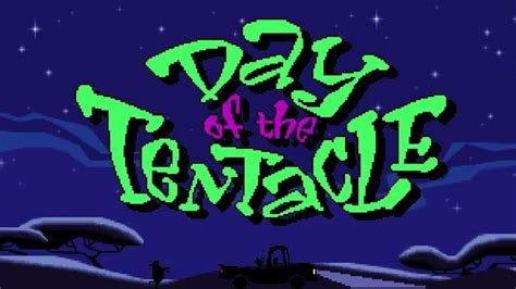 double fine news day   tentacle special edition