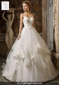 Robe Mariage 2018 : robe de mari e 2018 coralia philippe apat mariage 2019 ~ Melissatoandfro.com Idées de Décoration