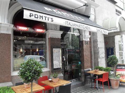 s italian kitchen ponti s italian kitchen mayfair restaurant