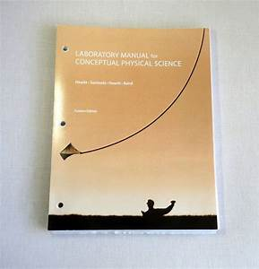 Laboratory Manual For Conceptual Physical Science Custom