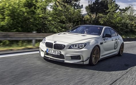 Bmw M6 Gran Coupe Wallpaper by Prior Design Bmw M6 Gran Coupe Pd6xx 2014 Wallpaper Hd