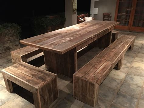 CC03 ? Handcrafted Pallet Tables   Creative Wood Creations