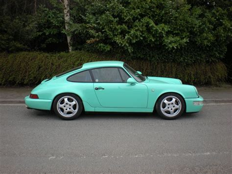 porsche mint green help me identify what i think is a porsche color pelican