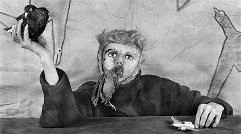 series roger ballen photography
