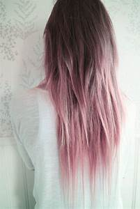 (24) pink ombre hair | Tumblr | Pastel boo