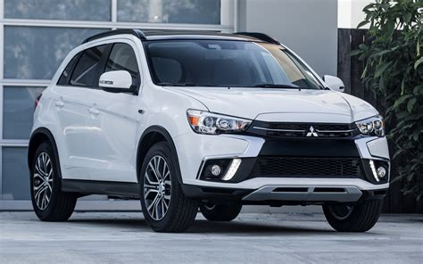 Mitsubishi Outlander Sport Wallpapers by 2018 Mitsubishi Outlander Sport Sel Wallpapers And Hd