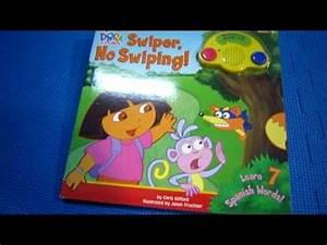Swiper, No Swiping! Dora the Explorer - YouTube