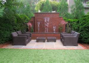 Patio Water Features Fountains