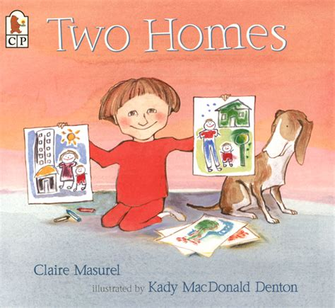 two houses books about divorce for no for flash cards