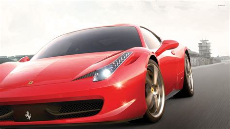 All the cars in the range and the great historic cars, the official ferrari dealers, the online store and the sports activities of a brand that has. Ferrari 458 Italia - Forza Motorsport 4 wallpaper - Game ...