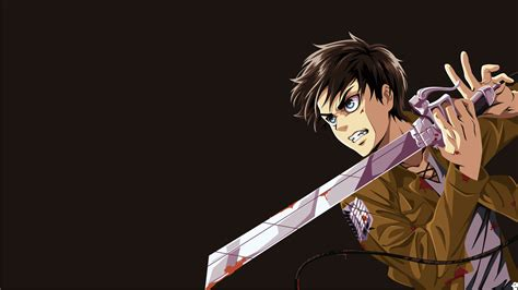 eren yeager shingeki  kyojin  ultra hd wallpaper