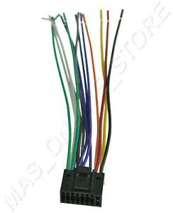 Jvc Kw Xr610 Wiring Diagram by Wire Harness For Jvc Kd R400 Kdr400 Pay Today Ships Today