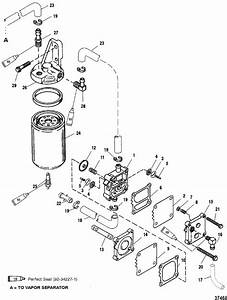 31 Mercury Outboard Fuel Pump Diagram