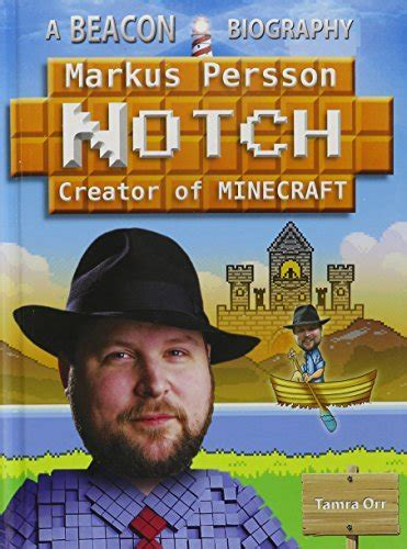 Markus Persson (Notch) (Beacon Biography)   Buy Online in