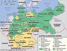 German Empire | Facts, History, Flag, & Map | Britannica