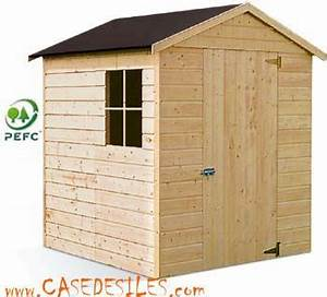 Abri De Jardin Petit : petit abri de jardin en bois pas cher cabanes and co ~ Premium-room.com Idées de Décoration