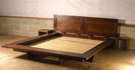 floating platform bed floating bed frame floating