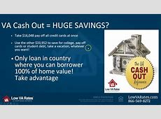 how to cash out refinance