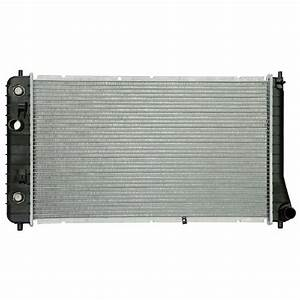 Radiator Fit 1995 1996 1997 1998 1999 2000 2001 2002 Chevy