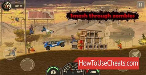 Earn To Die 3 Cheats, Hack, Mod Apk Money And Points