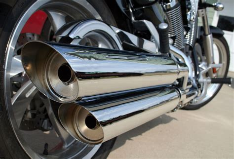 Buying Motorcycle Exhaust And Tail Pipe Systems