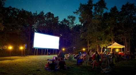 Carl's Diy Outdoor Projection Screens For Backyard Theater