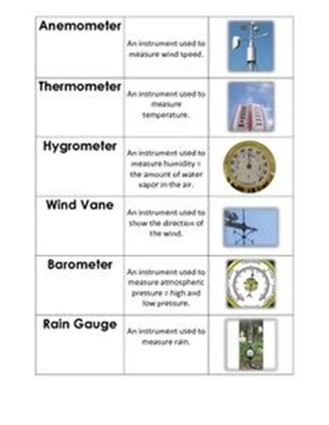 weather worksheet new 151 weather instruments worksheet