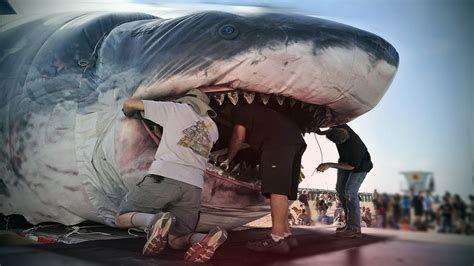 Biggest Great White Shark Ever Megalodon