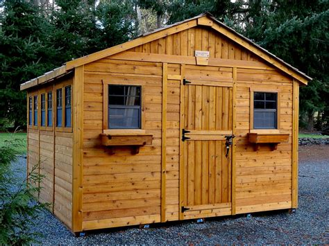 6 X 12 Shed Kit by Tahoe 12 X 16 Wood Shed Kit Bettersheds