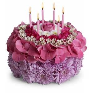 flower birthday cake happy birthday dsh mini reviews olfactoria s