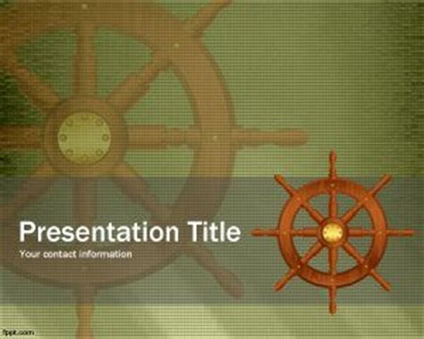 ship powerpoint templates