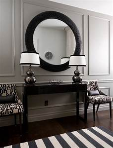 10, Stunning, Black, Wall, Mirror, Ideas, To, Decorate, Your, Home