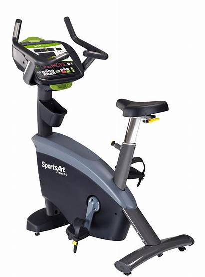 Cycle Upright Equipment Sportsart Fitness Bike Exercise