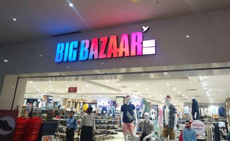 big bazaar upgrades  existing store  phoenix