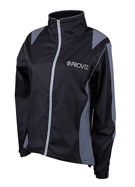 reflective waterproof cycling jacket proviz ladies waterproof cycling bike cycle rain jacket