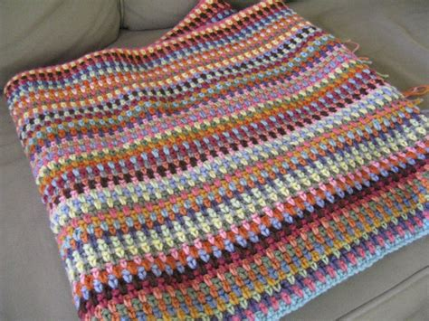 afghan stitch quilting blog cactus needle quilts fabric and more moss stitch crocheted afghan