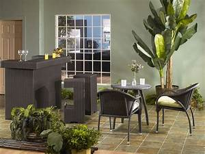 hugo collection 2035 outdoor patio furniture bar unit With home bar furniture san diego