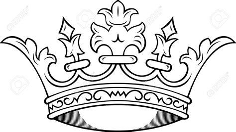 Grafiti Mahkota : Simple King Crown Drawing