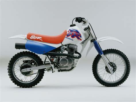 Мотоцикл Honda Xr 80 R 1993 Описание, Фото, Запчасти, Цена