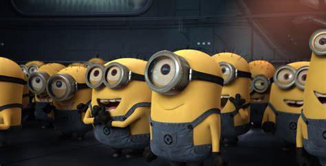 A Cute Collection Of Despicable Me 2 Minions