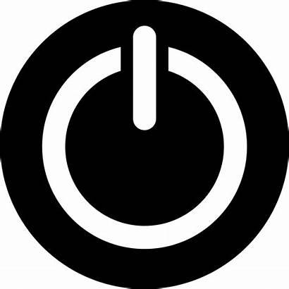 Icon Svg Power Button Symbol Circular Onlinewebfonts