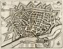 Ulm - Merian, Germany, Baden-Wurttemberg, Ulm, 1643