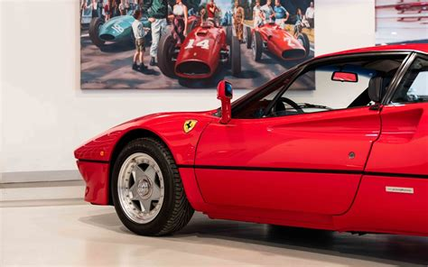 Please note that internet bidding is not available for this lot. 1985 Ferrari 288 GTO For Sale   Car And Classic