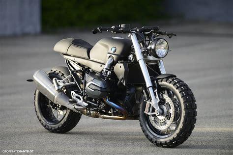bmw motorcycle scrambler bmw r 1200 r scrambler by lazareth bmw pinterest