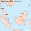 StepMap - Maps for Malaysia