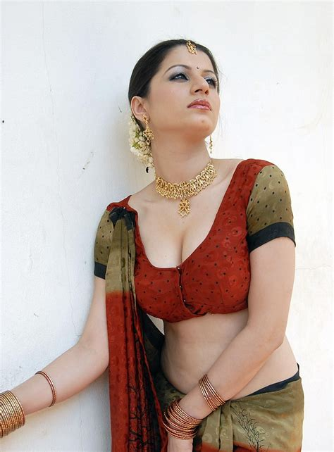 High Quality Bollywood Celebrity Pictures Hot South Indian Actress Charu Arora Sexy Photoshoot