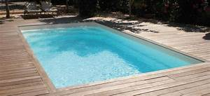 terrasse bois piscine ma terrasse With terrasse bois autour piscine